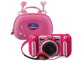 KidiZoom Duo DX pink inkl. Tragetasche pink