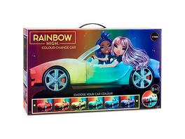 Rainbow High Color Change Car