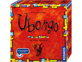 Ubongo (inkl. Play-it-smart-App)
