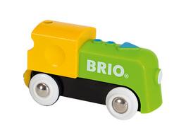 Meine erste BRIO Batterielok