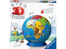puzzleball® Ø13 cm, 72 Teile , Kindererde