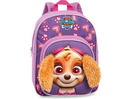 Kinderrucksack 3D PAW Patrol Girl