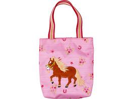 Mein kleiner Ponyhof: Täschchen, rosa