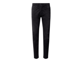 Stone Washed Tapered Fit 5-Pocket-Jeans Modell 'Taber'