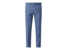 Slim Fit Anzughose mit Stretch-Anteil
