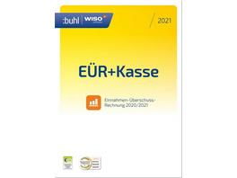 WISO EÜR+Kasse 2021