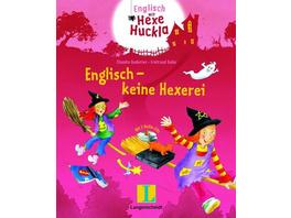 Englisch - keine Hexerei - Buch mit 2 Hörspiel-CDs