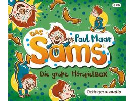 Das Sams. Die große Hörspielbox