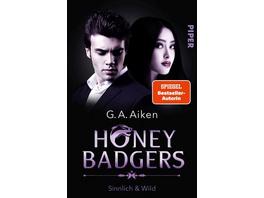 Honey Badgers