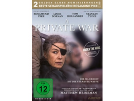 A Private War  (+ Bonus-DVD)