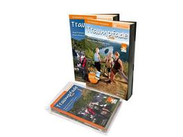 Traumpfade & Traumpfädchen Geschenk-Set. Zwei Bände mit 41 Top-Touren an Rhein, Mosel und in der Eifel. Detail-Karten, GPS-Daten und Höhenprofile.