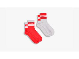 Levi's Short Cut Socks - 2 Pairs
