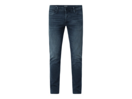 Slim Fit Jeans mit Stretch-Anteil Modell 'Glenn'